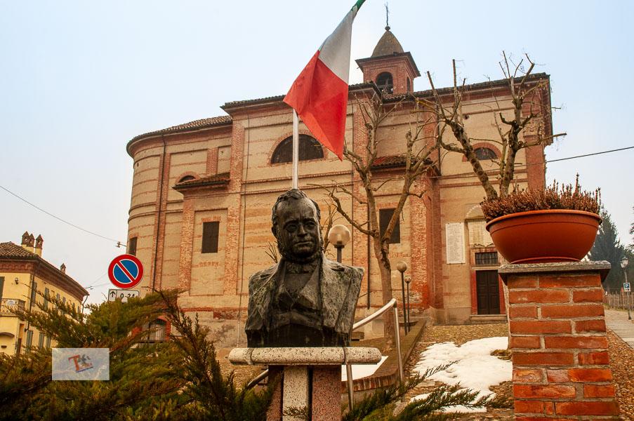 Giro del Nebbiolo, Grinzane Cavour, il castello - Turista a due passi da casa