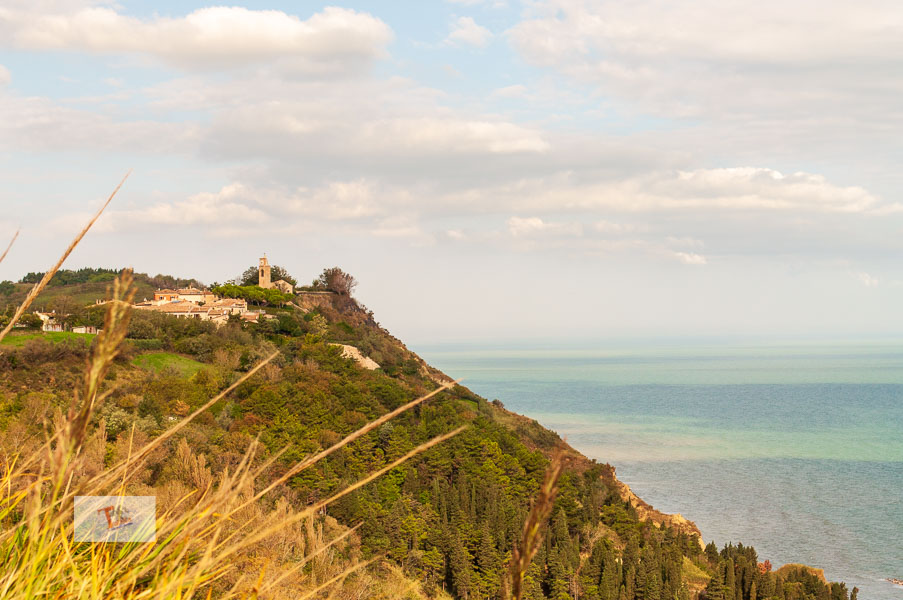 Valbruna, panorama sul mare Adriatico - Turista a due passi da casa