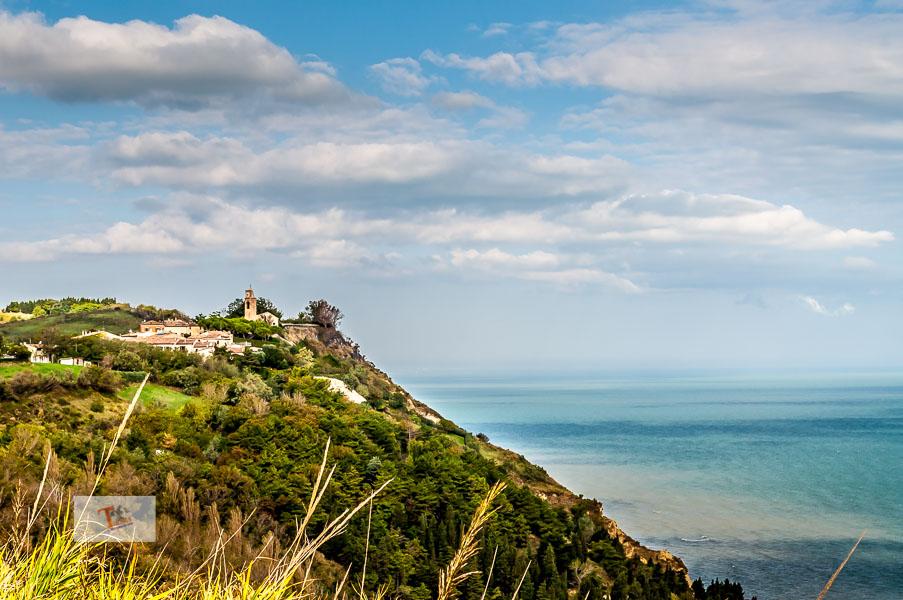 Valbruna, panorama sull'Adriatico - Turista a due passi da casa