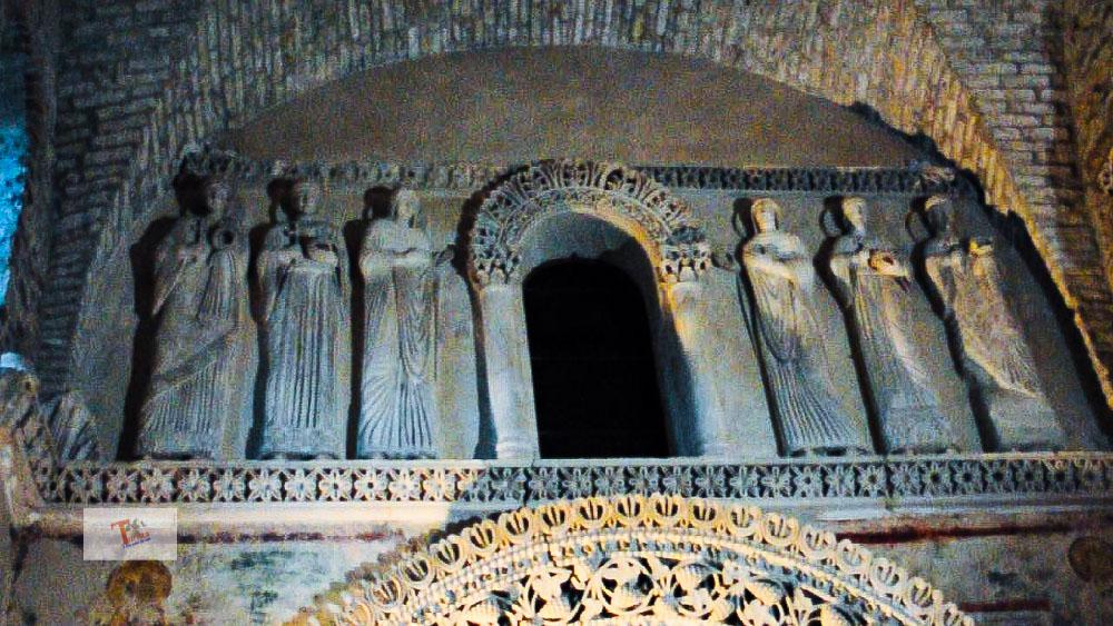 Cividale del Friuli Tempietto longobardo- Turista a due passi da casa