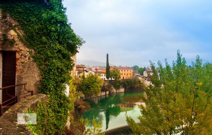 Cividale del Friuli Vista sul Natisone- Turista a due passi da casa