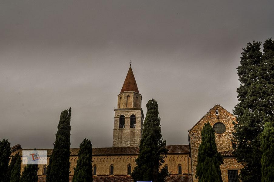 Aquileia, Basilica e campanile - Turista a due passi da casa