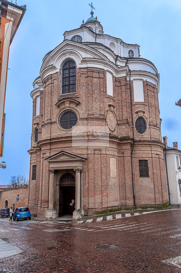 Bra, chiesa Santa Chiara - Turista a due passi da casa