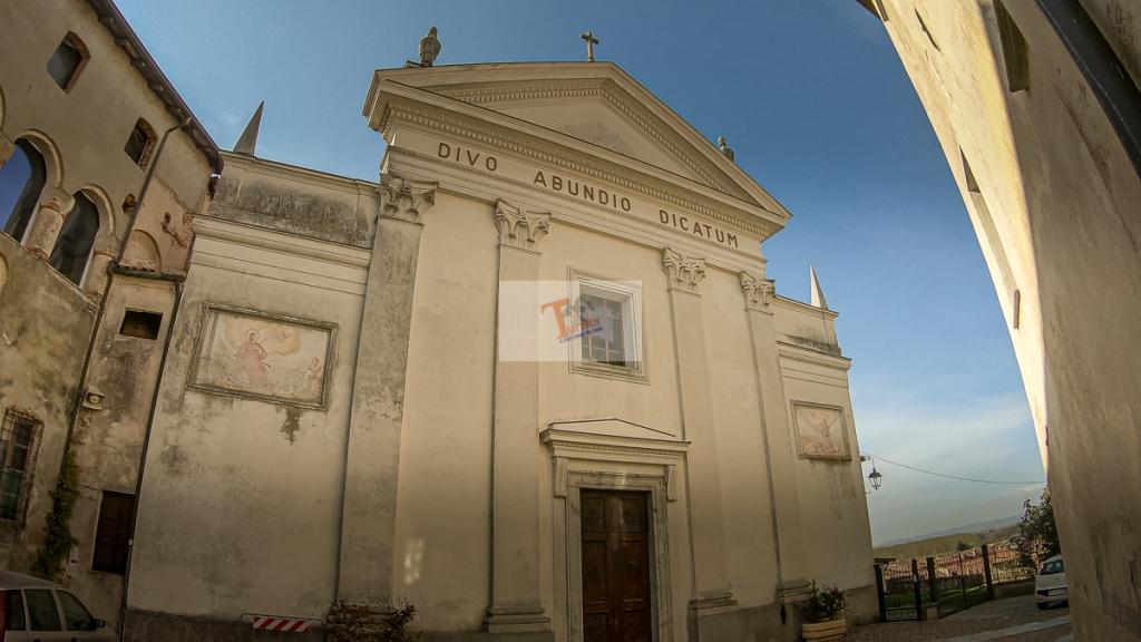 Buronzo, parrocchiale Sant'Abbondio - Turista a due passi da casa