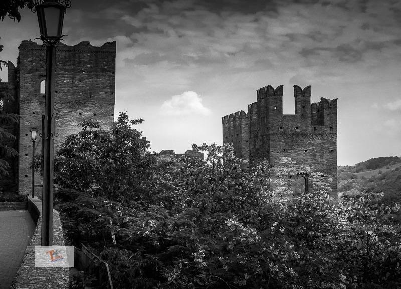 Castell'Arqauto, la Rocca - Turista a due passi da casa