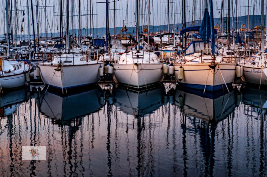 Muggia, il porto - Turista a due passi da casa