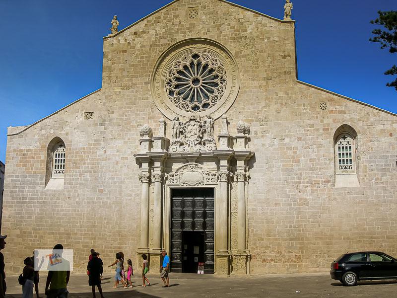 Otranto, Cattedrale - Turista a due passi da casa