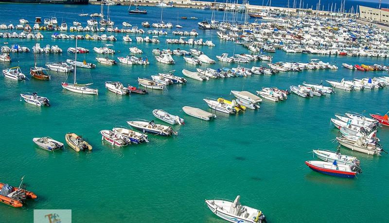 Otranto, il porto - Turista a due passi da casa