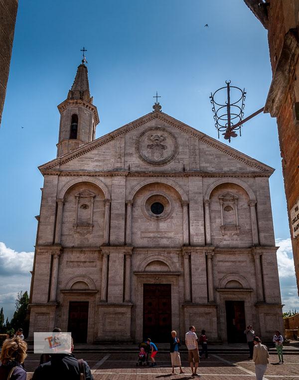 Pienza, Duomo - Turista a due passi da casa