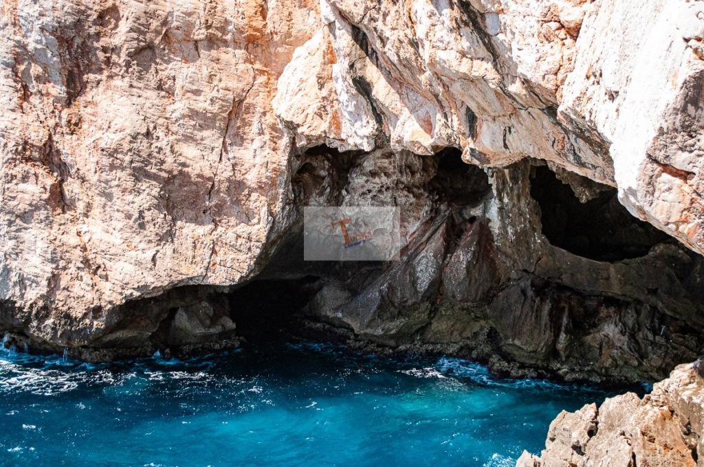 Capo Caccia, zona ingresso Grotta di Nettuno - Turista a due passi da casa
