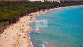 Eraclea Minoa, spiaggia - Turista a due passi da casa