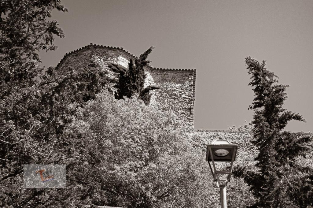 Montebello, torre della rocca - Turista a due passi da casa