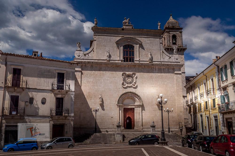 Popoli, chiesa di san Francesco - Turista a due passi da casa