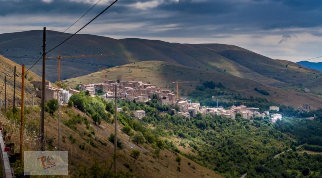 Santo Stefano di Sessanio, panorama - Turista a due passi da casa